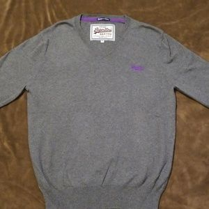 Superdry Cotton Cashmere Sweater
